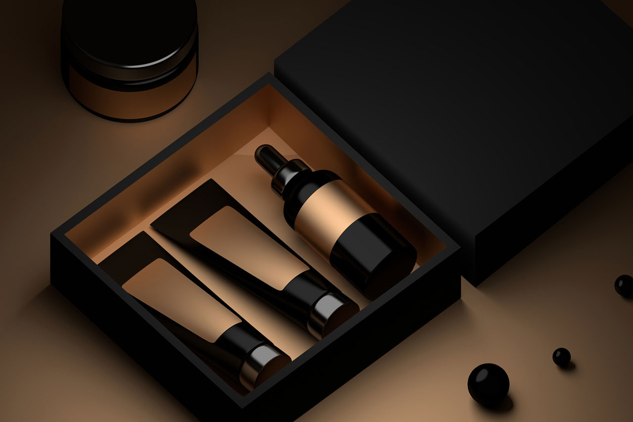 Sample Box Styles for the Cosmetic Industry